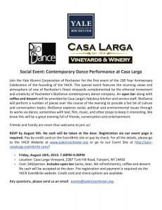 YACR Anniversary - Casa Larga Aug 16 2013